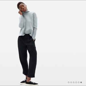 Everlane Put Together Pleat Pant / Trouser